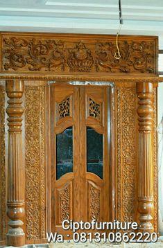 Desain Pintu Rumah - Jual Furnitur Terbaik | Cash & Credit