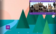 Awesome Pop-up: Youtube en Background (Root) -