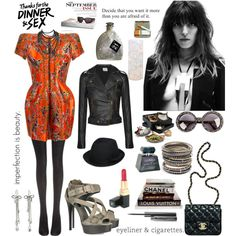 """Lou Doillon"" by misslenny on Polyvore"