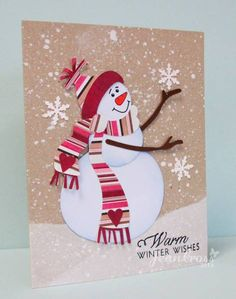 No Snow Here by naturecoastcrafter - Cards and Paper Crafts at Splitcoaststampers