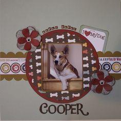 super duper Cooper - Scrapbook.com