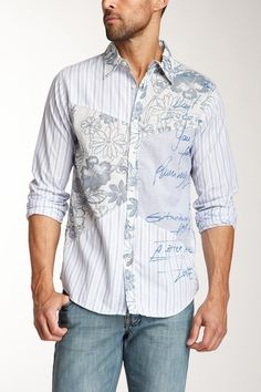 Desigual Men  Singaporean Shirt  49.00