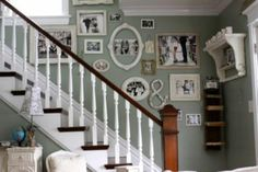 grandchildren wall | Up the steps gallery