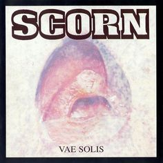 Vae Solis, an Album by Scorn. Released in April 1992 on  (catalog no. MOSH54CD; CD). Genres: Industrial Metal.  Rated #371 in the best albums of 1992.  Featured peformers: Justin Broadrick (guitar), Nicholas Bullen (vocals, bass guitar, drum machine, sampler, sequencer, producer), Mick Harris (drums, drum machine, sampler, sequencer, producer), Paul Johnston (engineering).