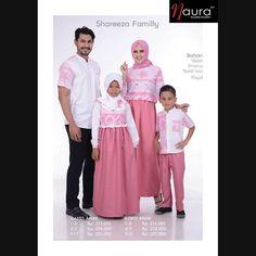 Saat bahagia di momen Lebaran, Hari Raya Idul Fitri bersama dengan keluarga tercinta, hadirkan dan gembirakan suasana dengan Gamis Sarimbit ... Muslim, Family Guy, Mom, Guys, Couples, Womens Fashion, Muslim Fashion, Women's Clothes, Islam