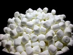 Using marshmallows to ease tension in violin/viola left hand thumb. Would be good before introducing vibrato.