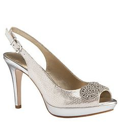 Antonio Melani Sierra Jeweled Pumps | Dillard's Mobile