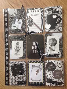 My PL: Black & White
