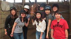 Horseback riding homeschool sessions