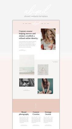 Web Design Trends, Site Web Design, Website Design Layout, Wordpress Website Design, Web Layout, Website Designs, Website Themes, Website Ideas, Shop Layout