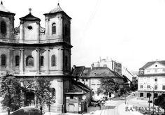 Kliknite pre zobrazenie veľkého obrázka Bratislava, Php, Old Photos, Notre Dame, Nostalgia, Building, Times, Travel, Inspiration