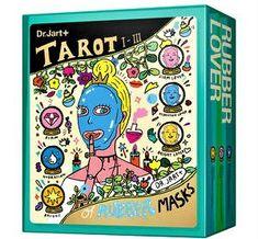 coffret masque tarot dr jart noel 2017