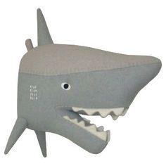Shark Head Wall Décor - Pillowfort™