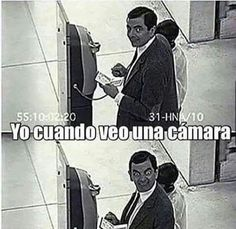 funny pictures, jokes and funny memes Funny Spanish Memes, Stupid Funny Memes, Funny Relatable Memes, Hilarious, Memes Humor, Meme Meme, Funny Photos, Funny Images, Security Camera