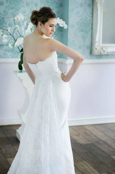 Madeline gown by Madeline Isaac James.
