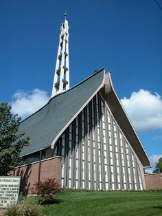 ModernSTL event on May 3. http://www.modern-stl.com/mid-century-modern-religious-buildings-in-st-louis-county/