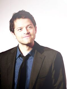 Misha. He can go from a calm hot man to an excited drag queen. There is no in between. << That comment!!