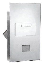 Collection Unit - for 6 Door High 4B+ Mailbox Units - Aluminum - Rear Loading - Private Access by Salsbury Industries. $660.93. Collection Unit - for 6 Door High 4B+ Mailbox Units - Aluminum - Rear Loading - Private Access - Salsbury Industries - 820996418951. Save 17%!