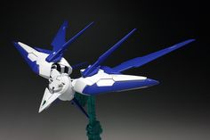 HGBF 1/144 Gundam Amazing Exia painted build: Full Photoreview No.23 Wallpaper Size Images http://www.gunjap.net/site/?p=196839