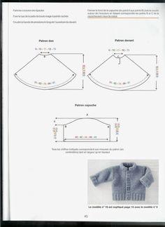 Albums archivés Baby Cardigan, Couture, Skinny Jeans, Albums, Crochet, Cardigans, Fashion, Pictures, Neckline