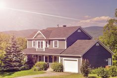 Cozy Modern Mountain Home with Garage - Buying-images.com Royalty Free Pictures, Royalty Free Stock Photos, Property Rights, Buy Images, Modern Mountain Home, Pixel Image, Image Photography, Cool Pictures, Garage