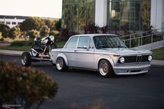 2002 and R75/6 Are Six Wheels Of Vintage BMW Bliss • Petrolicious