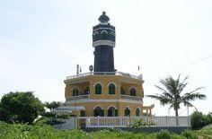 Đảo Bạch Long Vĩ Light, Gulf of Tonkin, North Vietnam