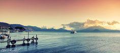Lake Atitlan by IsacGoulart.deviantart.com