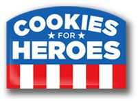 Help girls learn important skills while sending thanks to our military service members. Buy #onemorebox (or more) for Cookies For Heroes!