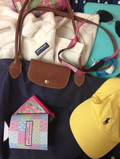 So much prep.... I neeeed a navy longchamp!