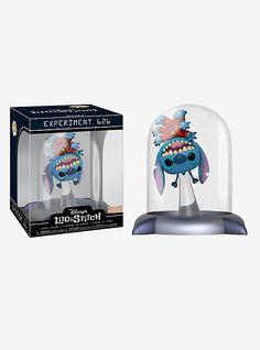 Funko Pop! Disney Lilo & Stitch Experiment 626 Dome Vinyl Figure - BoxLunch Exclusive,