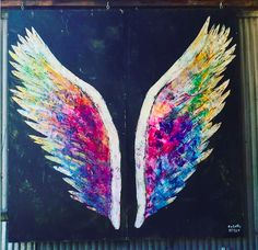 wings, art, and angel image