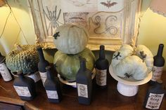 Come on in to tour my dining room decorated just for you! We'll start the tour with my French boy statue who s. Halloween 2016, Happy Halloween, Room Tour, Dining Room, Pumpkin, Room Decor, Tours, Pumpkins, Room Decorations