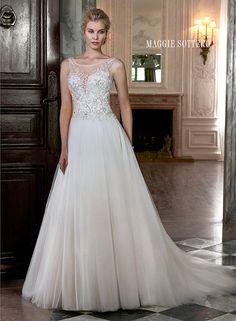 Maggie Bridal By Sottero Joan 5mt149 Couture Glitz Prom