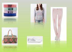 The Spell Of Fashion: Pastel izados      http://themariopersonalshopper.blogspot.com.es/2013/05/pastel-izados.html