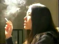 Smoking Asian Girl 1.wmv