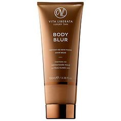 Body Blur Instant HD Skin Finish - Vita Liberata | Sephora  A formula for face and body that blurs imperfections and reflects light for HD ready skin.