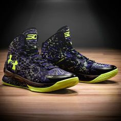 0c612adb5d6f8f 「Stephen Curry (the leader in All Star votes) will be wearing this Under  Armour Curry One