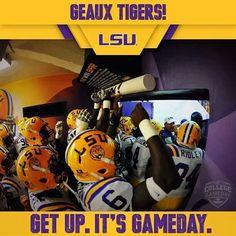 LSU Game Day !!