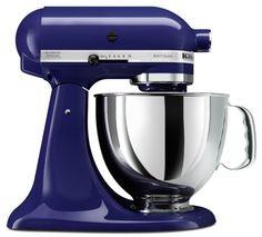 KitchenAid KSM150PSBU Artisan Series 5-Quart Mixer, Cobalt Blue KitchenAid