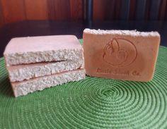 Orange Oatmeal Soap - Little Sloth Co