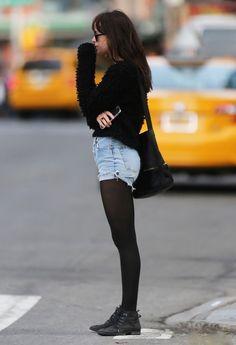 Why Dakota Johnson is Our New Street Style Crush | 29secrets