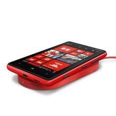 Nokia lumia wireless charger..