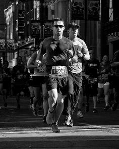 Sporting Life 10K 2014  #Toronto #runTO #blackandwhite