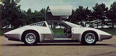 973 / 1976 | Chevrolet Corvette Four Rotor / AeroVette Mid-Engine Prototype