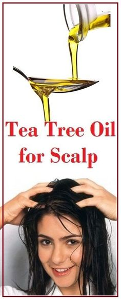 Tea Tree Oil for Scalp