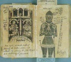 Indiana Jones and the Last Crusade grail diary