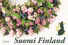 Virpi Pekkalan pääsiäispostimerkit kertovat tarinan - Posti Postage Stamps, Finland, Floral Wreath, Wreaths, Manga, Decor, Floral Crown, Decoration, Door Wreaths