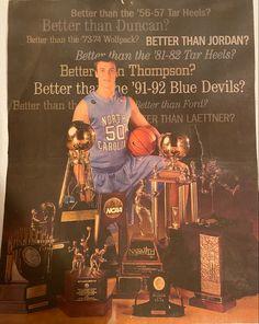 Carolina Pride, Carolina Blue, Basketball Teams, College Basketball, College Hoops, Unc Chapel Hill, Unc Tarheels, University Of North Carolina, Tar Heels