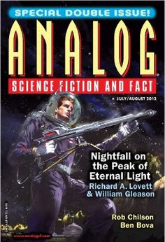 Analog Science Fiction and Fact- July/Aug 2012